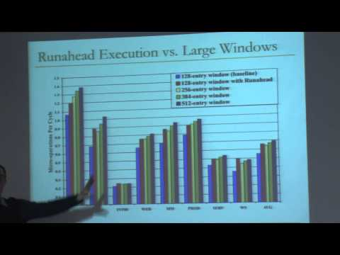 Lecture 26. Runahead Execution - CMU - Computer Architecture
