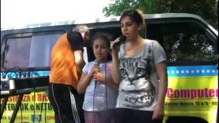 Karaoke DIMENTICO TUTTO Veronica e Michelle