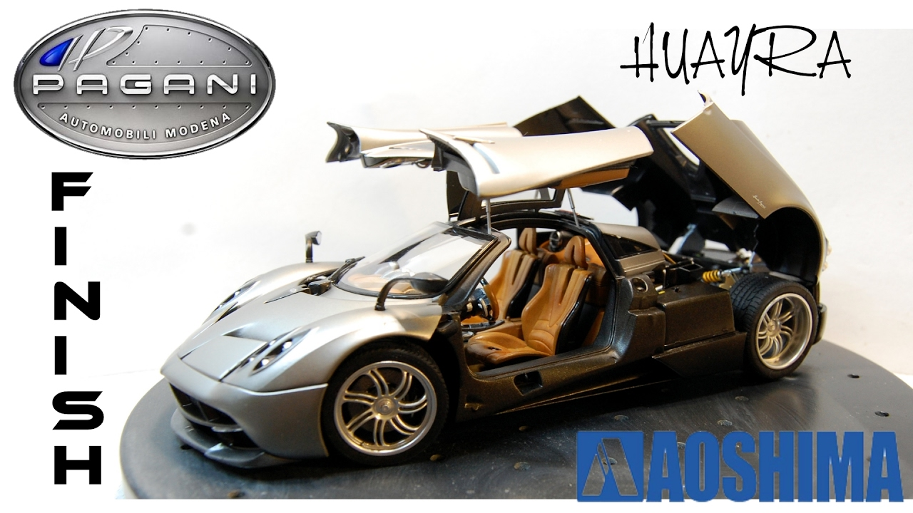 Pagani Huayra Aoshima Final Part Youtube