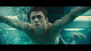 """Kingsman: El Servicio Secreto - Clip """"Prueba del Agua"""" Español Latino HD"""