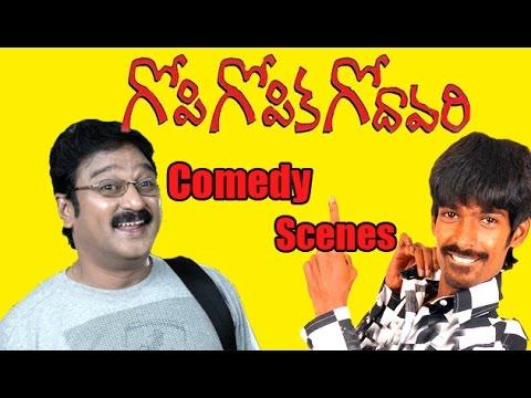 Gopi Gopika Godavari All Comedy Scenes || Tollywood Comedy Scenes