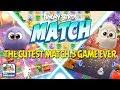 Angry Birds Match - Brand New Match-3 Game with Angry Birds Twist (iOS/iPad Gameplay)