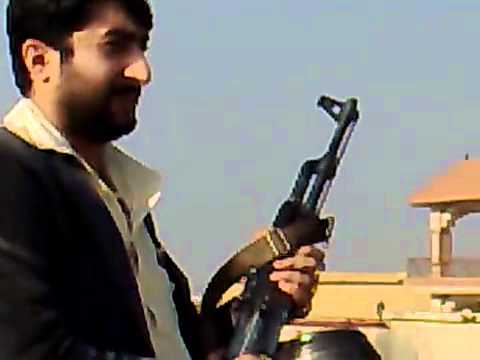 Gujjar's Wedding Firing