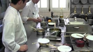 3 Michelin Joël Robuchon Restaurant in Tokyo