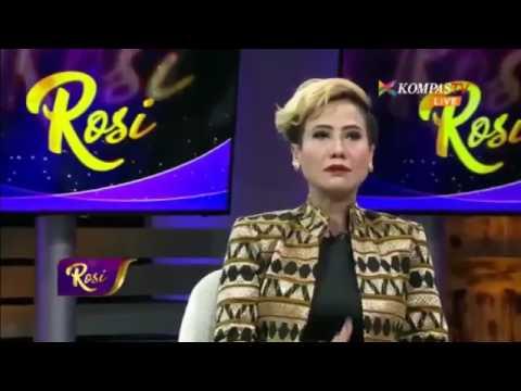 Panglima TNI Bungkam Peryataan Rosi Kompas Tv