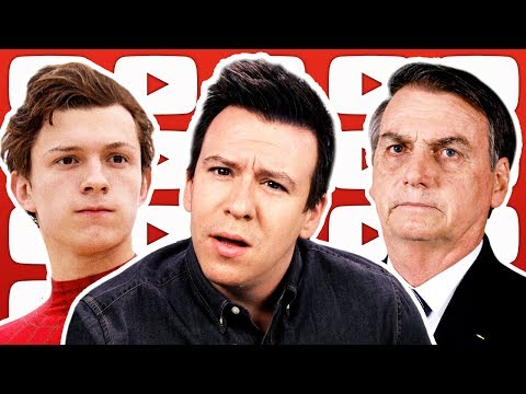Why People Are Freaking Out About Spider-Man, Tom Holland, IG Hoax, Amazon Rainforest Fire Blame &