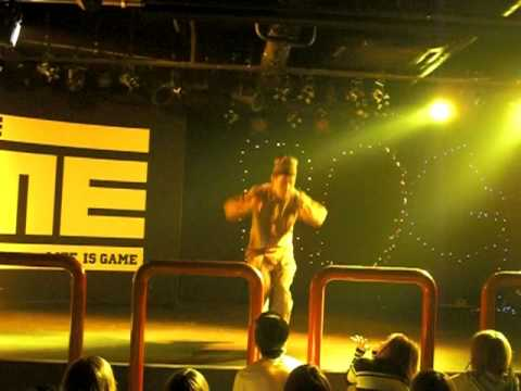 Isse1 Judge Move @ クリパ 2010