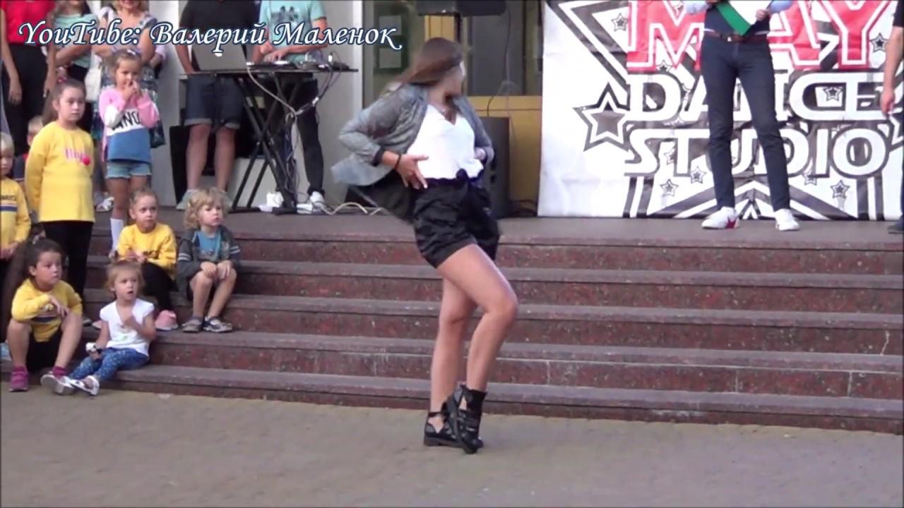 Самые интересные танцоры!!!