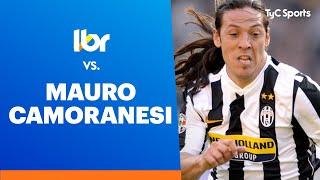 Libero VS Mauro Camoranesi