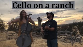 Dirty Cello on a Ranch - Wagon Wheel
