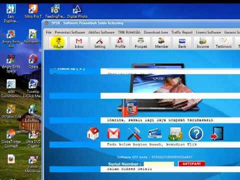 SoftwarePSR com   Panduan AKTIFASI Software   YouTube