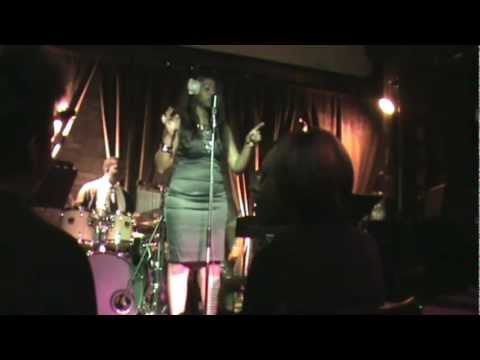 Tatiana Mayfield Quintet @ Porter's Jazz Cafe: Little Rock Blues