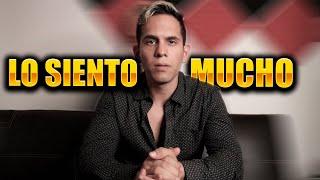 LES PIDO PERDON...    ALFREDO VALENZUELA