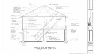 Starter Home, 3 Bedroom 2 Bath 1300 Sq Ft Small House Plans #sds239 Www.sdsplans.com