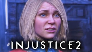 SUPERGIRL SMELLS SOMETHING SUPERFISHY! | Injustice 2 #6
