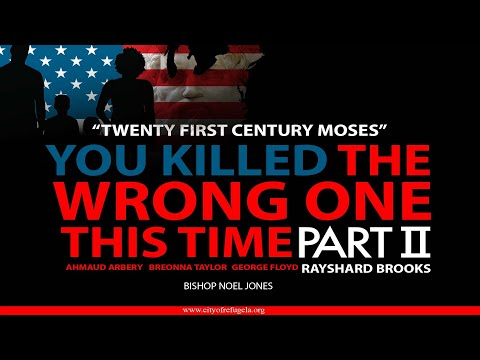Bishop Noel Jones - You Killed The Wrong One This Time (Part II)