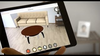 Wikitude SDK 6: See beyond reality with SLAM (markerless AR)