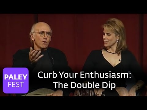 Curb Your Enthusiasm - Larry David on the Double D...