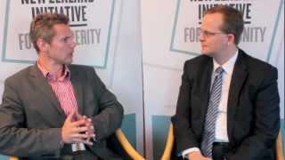 Oliver Hartwich interviews Initiative@home guest Christian Sandröm