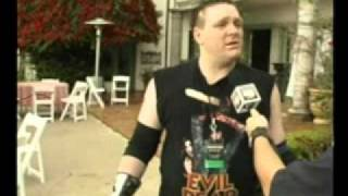 ICPs Backyard Wrestling Promo