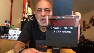 Lalique ENCRE NOIRE À L'EXTRÊME REVIEW + 10ml Decant GIVEAWAY (CLOSED)