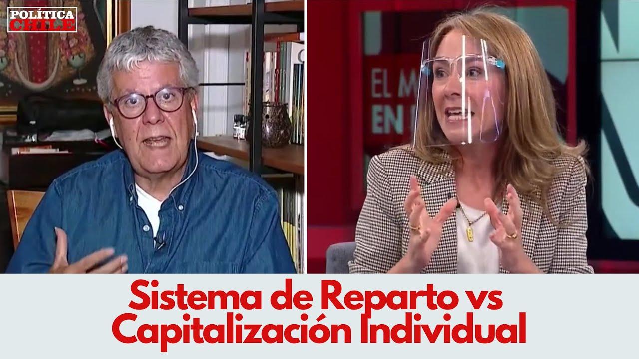 Susana Jiménez vs Nicolás Eyzaguirre | Reparto vs AFP