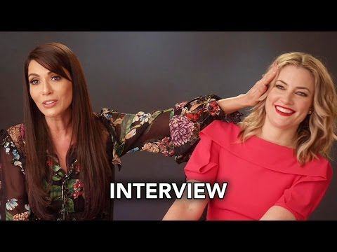 Riverdale The CW Marisol Nichols and Mädchen Amick  HD