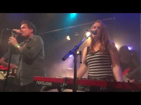 Los Campesinos - You! Me! Dancing! - Live @ La Flèche d'Or - 02-04-2012