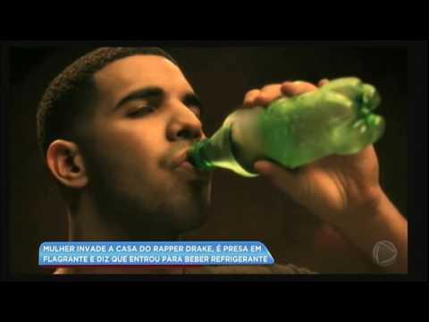 Hora da Venenosa: mulher é presa após invadir casa do rapper Drake