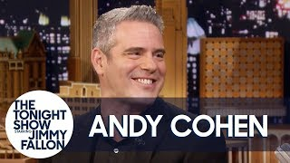 Andy Cohen Offended Nicole Kidman and Céline Dion Last New Year