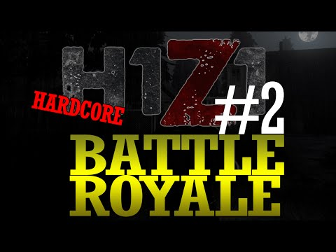 H1Z1 HC BATTLE ROYALE #2 [LIVE] poster