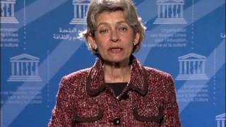 Ms Irina Bokova - statement to WSIS Forum 2010 (Geneva)