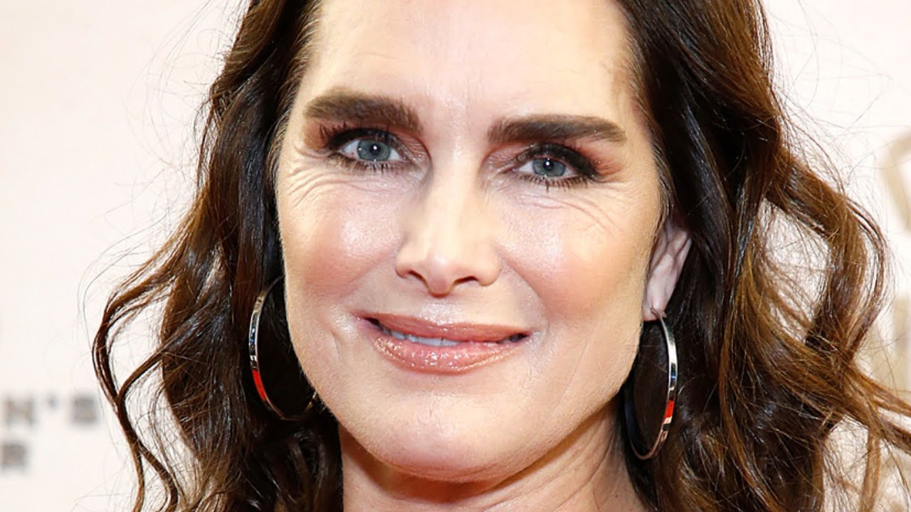 Brooke Shields Learning To Walk Again After Unfortunate Injury