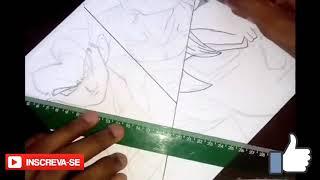 Speed Drawing fusão (Dbs)