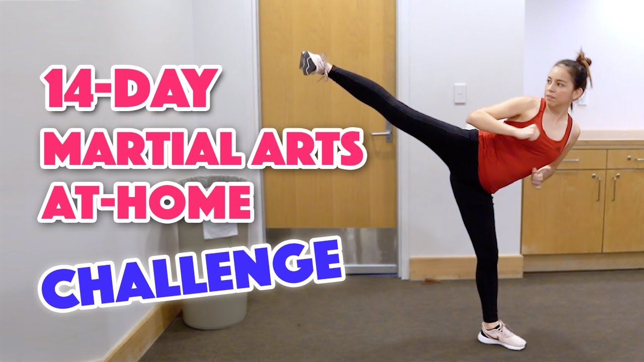 11 14 Day Martial Arts Workout Challenge Day 1 Youtube Martial Arts Workout Mixed Martial Arts Workout Martial Arts