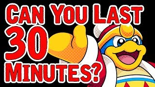 King Dedede Theme Extended for 30 Minutes (Kirby Super Star)     Epic Game Music