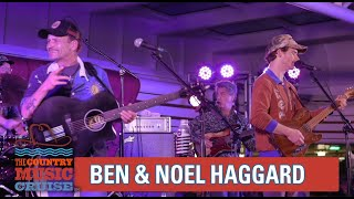 The Country Music Cruise Presents Ben & Noel Haggard
