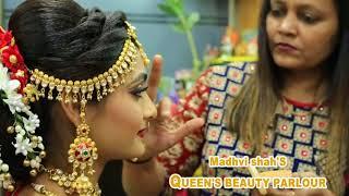 Bridal Make-up at Queen