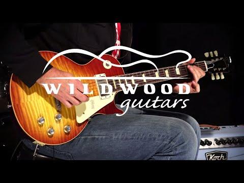 1dc73af5e5 Gibson Custom Shop 2019 Historic 1960 Les Paul • SN: 09031 - YouTube