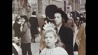 "Purim, 5731 | Around C.H. (From Documentary) - פורים תשל""א"
