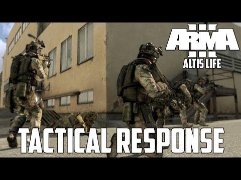 ARMA 3 Altis Life - Tactical Response
