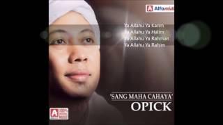 Opick - Allah Allahu Allah (Sang Maha Cahaya 2016)