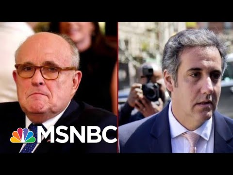 The Great Unraveling Of President Donald Trump's Defenses | Deadline | MSNBC