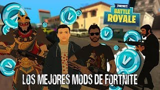 Fortnite's Best MODS pour GTA SA/Link Mediafire!!! Par Isaac-ElPro DK Ft TheFuckingNel
