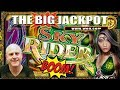 24 FREE GAME$ ✦ SKY RIDER JACKPOT HANDPAY ✦ $100 BET | The Big Jackpot