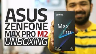 Asus ZenFone Max Pro M2 Unboxing and First Look