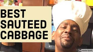 Sauteed Cabbage with Shrimp Chicken and Beef Sausage Chef Paul shows you how (2018)