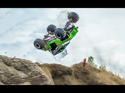 CRASH COMPILATION World Championship Formula Offroad 2015!