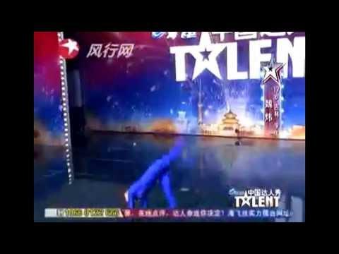 Видео: Минута славы в Китае