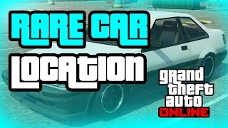 GTA 5 Online *FREE* Secret EPIC RARE CAR In GTA 5 Online For All Consoles